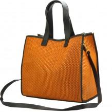 Elsa leather Tote bag