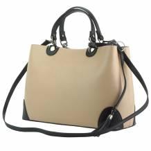 Irma leather Handbag