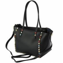 Tina leather Handbag