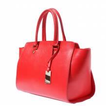 Nicoletta leather handbag