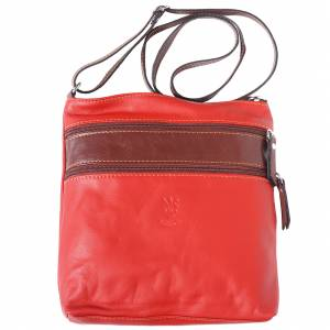 Chiara leather cross body bag - Stock