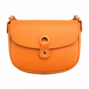 Gemma cross-body leather bag