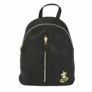 Lorella leather backpack