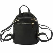 Lorella leather backpack