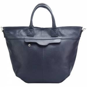 Raffaella leather tote bag