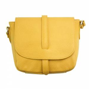 Stella leather cross-body bag