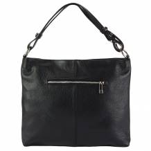 Sesbania leather Shoulder bag