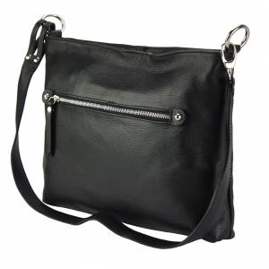 Sesbania leather Shoulder bag