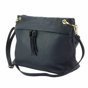 Mafalda Shoulder leather bag