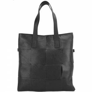 Tote bag CARRY IT in Italian cow leather