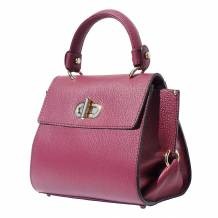 Sofia leather handbag