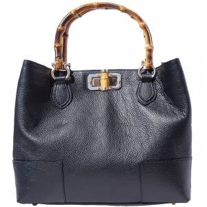 Fabrizia Leather Handbag