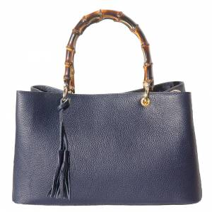Veronica leather handbag