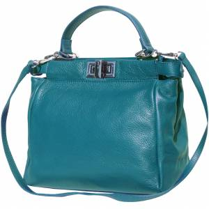 Clelia Leather Handbag