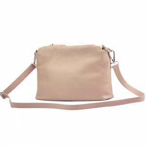 Sara Cross body leather bag