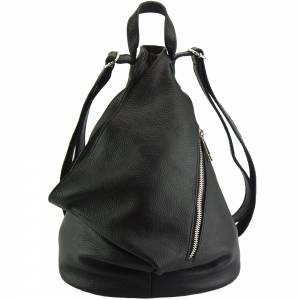 Clapton Backpack in Supple small-grained leather