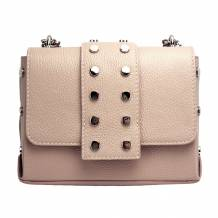 Favorite leather cross-body bag