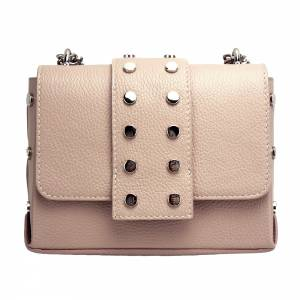 Favorite leather cross-body bag
