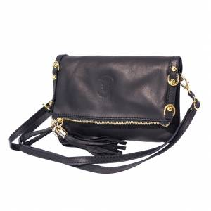 Giorgia Leather Clutch