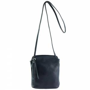 Cindy leather Cross-body bag