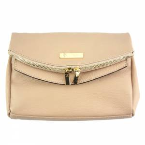 Amelia leather Cross-body bag