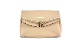 Amelia leather Cross-body bag