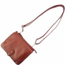 Pepe Waist/Shoulder bag in calfskin leather
