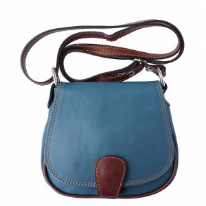 Bibiana leather cross body bag
