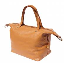 Pia Leather makeup bag