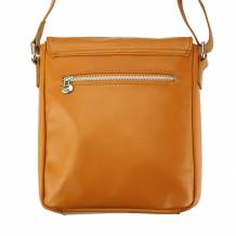 Messenger Camillo GM with genuine leather