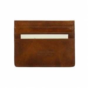 Simple leather card holder V