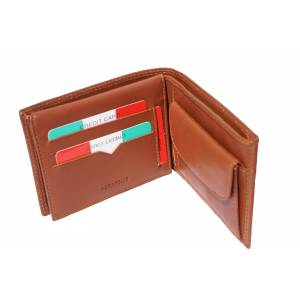 Battista Leather wallet