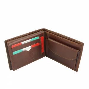Battista V Leather wallet