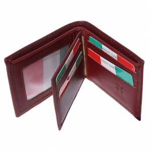 Tommaso Men's leather wallet