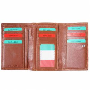 Rina GM leather wallet