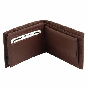 Saffiro Mini leather wallet