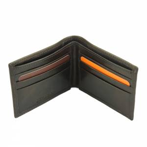 Ernesto V leather wallet