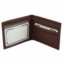 Leo Mini leather wallet