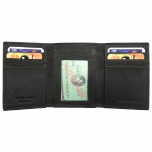 Valter soft leather wallet
