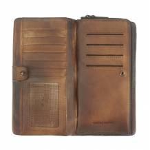 Wallet Boris in vintage leather
