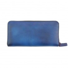 Wallet ZIPPY with Vintage cow leather