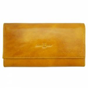 Carlotta Wallet in cow leather