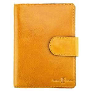 Elliot Wallet in cow leather