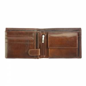 Francesco V Leather Wallet
