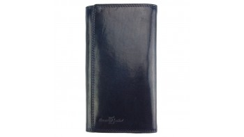 Aurora V leather wallet