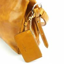 Key Pouch in cow leather