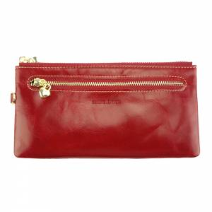 Anastasia leather wallet