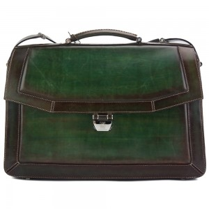 Zenobi leather business handbag - Stock