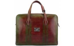 Zenobi leather business bag - Stock