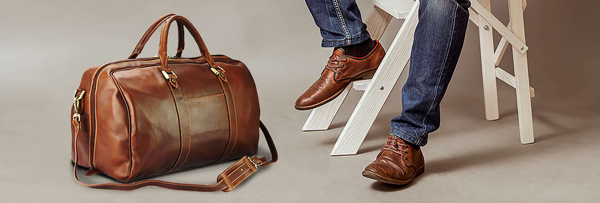 Move with style: Discover our travel collection